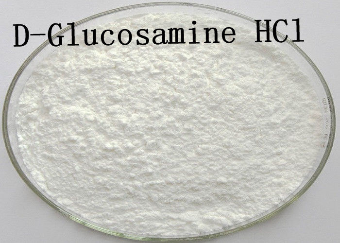 Crystalline Powder Supplement Raw Materials HCl 66 84 2 D-Glucosamine Hydrochloride