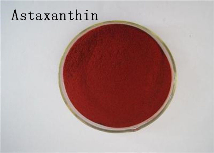 472 61 7 Haematococcus Pluvialis Astaxanthin Pure Natural Dark Red Fine Powder